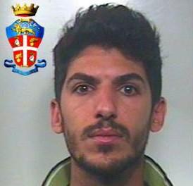 Santa Teresa di Riva, arrestato per violenza, resistenza e oltraggio a pubblico ufficiale
