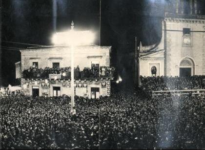 1953: anno di gloria per la Sagra delle ciliegie a Giarre
