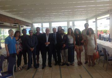 Tennis tavolo nazionale: assessore allo Sport Di Giovanni incontra il Presidente della FITET Sciannimanico
