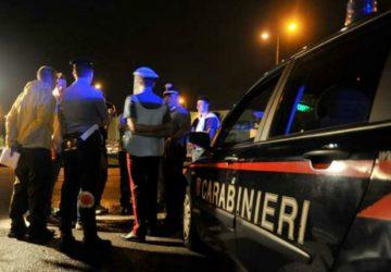 Festa di Halloween, controlli straordinari dei carabinieri: 5 arresti