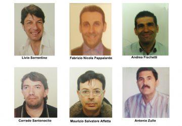Catania, cancellavano cartelle Serit: 6 arresti FOTO E VIDEO