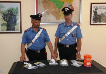 Giarre, arrestato per detenzione di cocaina