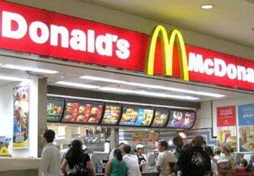 McDonald's apre il suo quinto ristorante a Catania. Si ricercano 10 figure