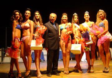 Giusy Pennisi, 15 anni di Paternò, vince la semifinale di Lidi in passerella