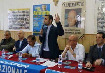 """""""Almirante l'uomo che immaginò il futuro"""""""