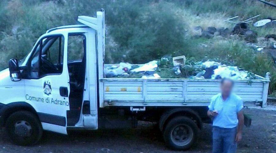 Adrano, il Comune abbandona rifiuti nella discarica dismessa in attesa di bonifica?
