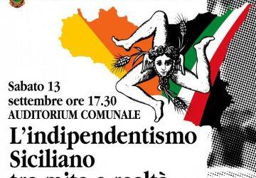 Mascalucia, dibattito sull'indipendentismo siciliano
