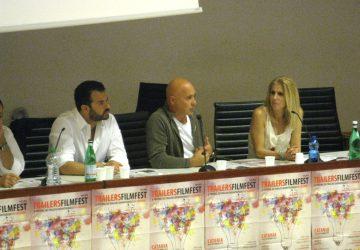 Luca Zingaretti al Trailers Film Festival: incontro con gli studenti del Dipartimento di Scienze umanistiche
