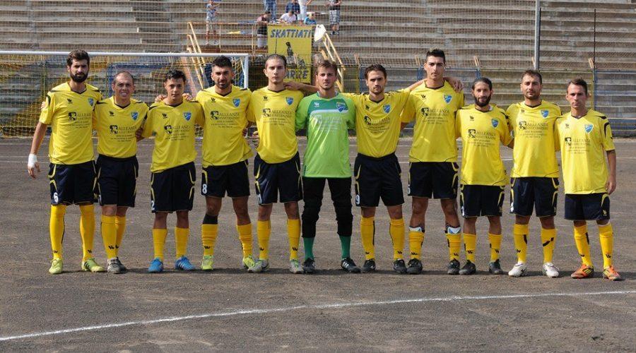 Giarre – Paternò 4-1, poker gialloblù nel derby etneo