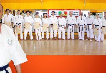 """A Gaggi l'""""Open Stage"""" di Karate Do"""