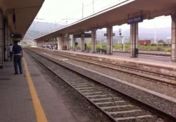 Stazione Giarre Riposto, insicurezza e anarchia