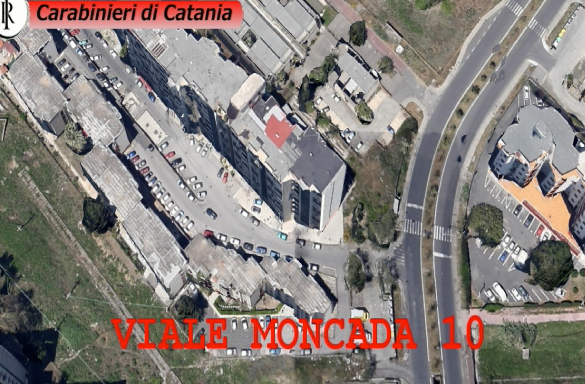 Maxi sequestro di armi a Catania VIDEO