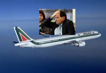 Alitalia: lungo (mi)raggio per Sicilia e Calabria