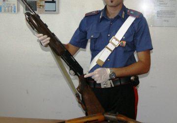 Bronte, a caccia col fucile clandestino. Un arresto e due denunce