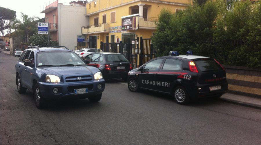 Giarre, sventata rapina Bcc di Trepunti. Un brillante arresto prima del congedo del brigadiere Giuseppe Cutuli
