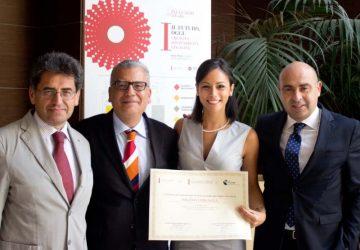 Catania, la neolaureata ingegnere Loredana Pagano vince borsa di studio Cni-Issnaf