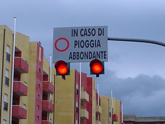 """Maggio autunnale, diramata per oggi allerta meteo """"Gialla"""""""