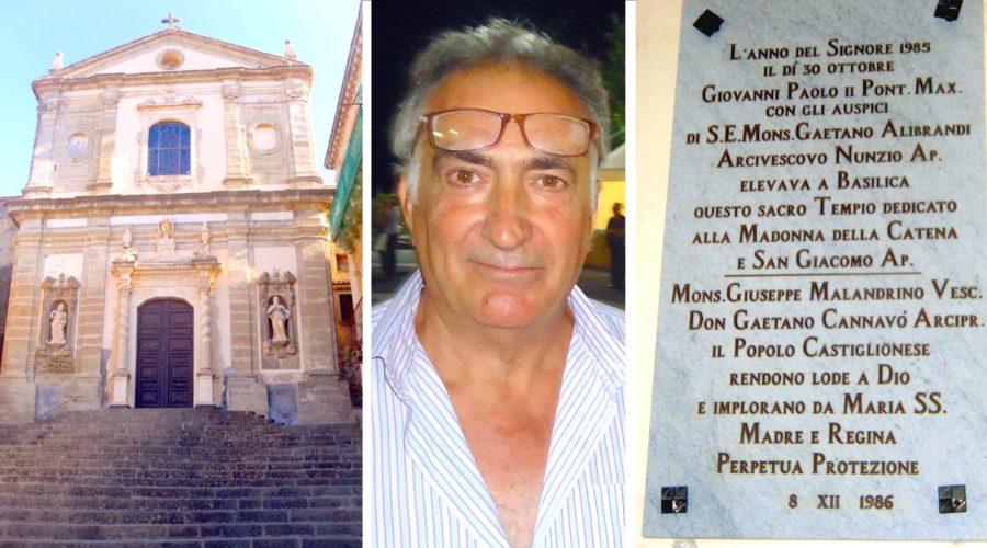 """Castiglione di Sicilia e la basilica minore """"dimenticata"""""""
