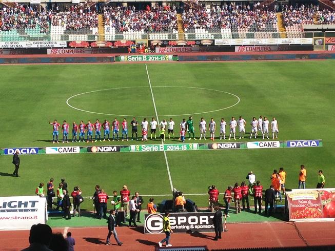Catania-Bari 2-3. I tifosi perdono la pazienza