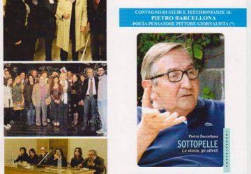 Giarre e Catania ricordano Pietro Barcellona nel primo anniversario della scomparsa