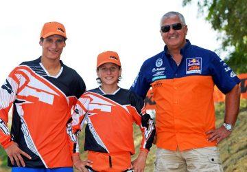 Motocross, anche la Sicilia lavora per i giovani talenti