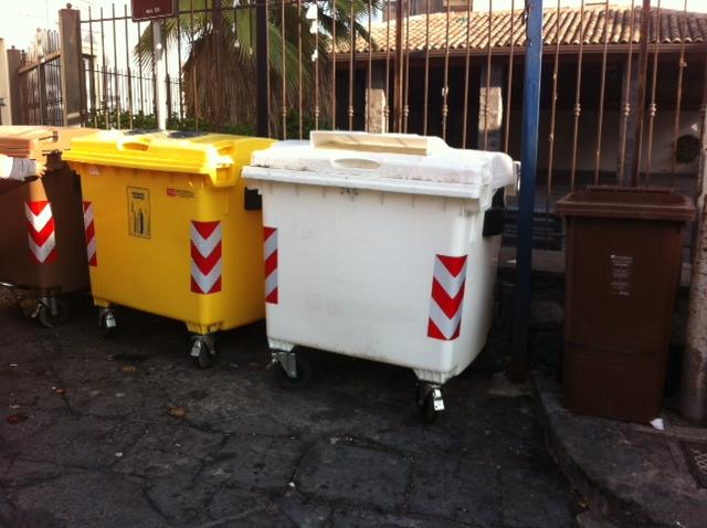 """Ecopunti per la differenziata: le solite """"cose"""" di Giarre"""