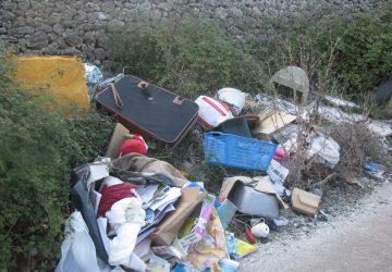 San Gregorio, tolleranza zero per chi sporca