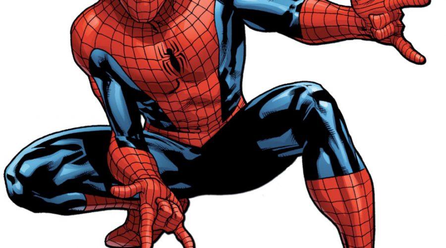 Spiderman a cartone animato colorato gazzettino online notizie