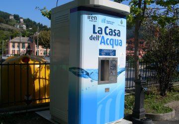 Valverde, iniziano i lavori per la Casa dell'acqua