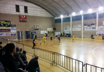 Basket Giarre – Virtus Trapani 72-62. Successo gialloblù al PalaJungo