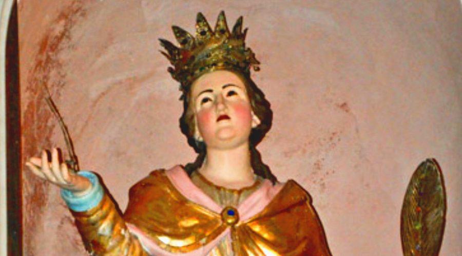 Francavilla di Sicilia: un concorso di poesia ed arti figurative in onore della Santa Patrona Barbara