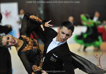Il giarrese Giuseppe Sgroi ai Campionati mondiali di danza