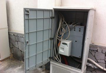 Giarre, quadri elettrici non protetti. Ci deve scappare il morto? VD