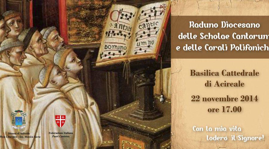 Acireale, sabato il raduno diocesano delle Scholae cantorum e delle corali polifoniche