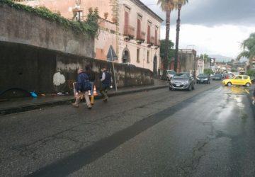 Giarre, ritorna l'acqua a Santa Maria la Strada