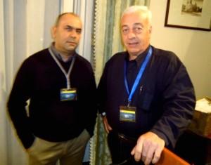 Salvatore Giusa ed Angelo Virgillito