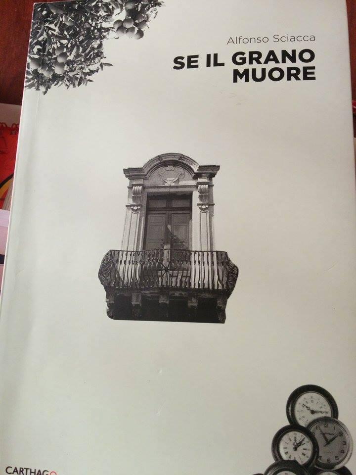 """Presentata a Giarre l'opera letteraria """"Se il grano muore"""""""