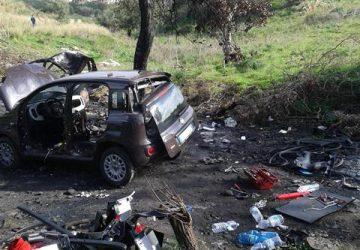 Catania Monte Po, scoperto deposito auto rubate: due denunce