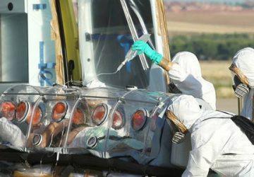 Medico catanese contrae Ebola. ricoverato a Roma