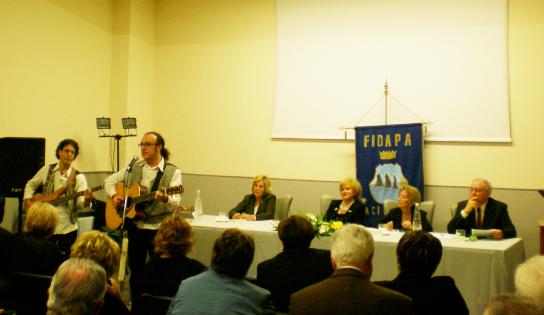 Acireale, la Fidapa ha inaugurato nuovo anno sociale