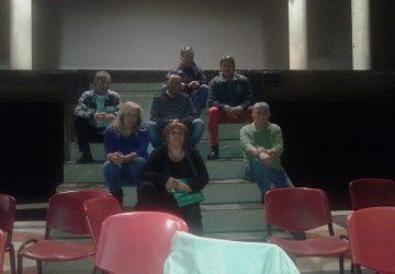 Catania, i lavoratori del teatro Massimo Bellini occupano il palco per protesta