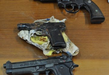 Acireale, deteneva in casa arma clandestina: arrestato