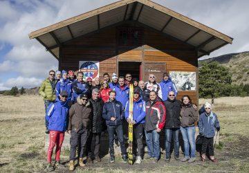 Belpasso, inaugurata scuola di sci