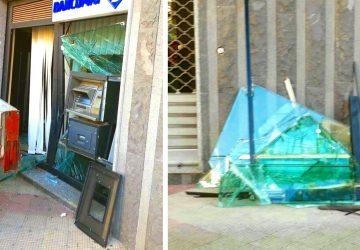 """Francavilla, tentato furto al """"Credito Siciliano"""""""