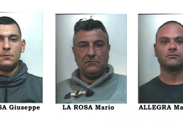 Raid punitivo contro il vicino, 4 arresti