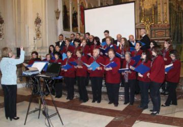 Valverde, successo per il concerto della corale San Agostino