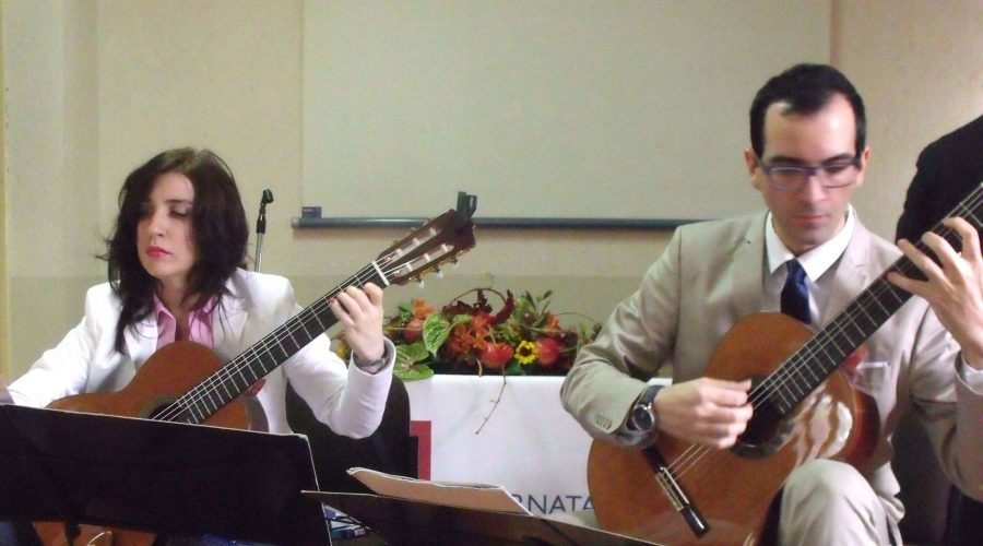 Catania, concerto dei Suoni Nuovi Guitar Duo