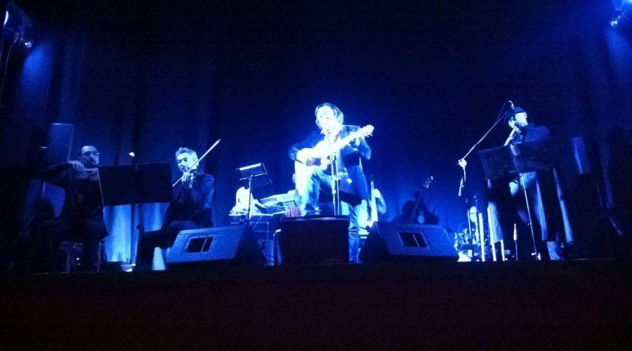 Successo per il concerto di Carlo Muratori a Calatabiano