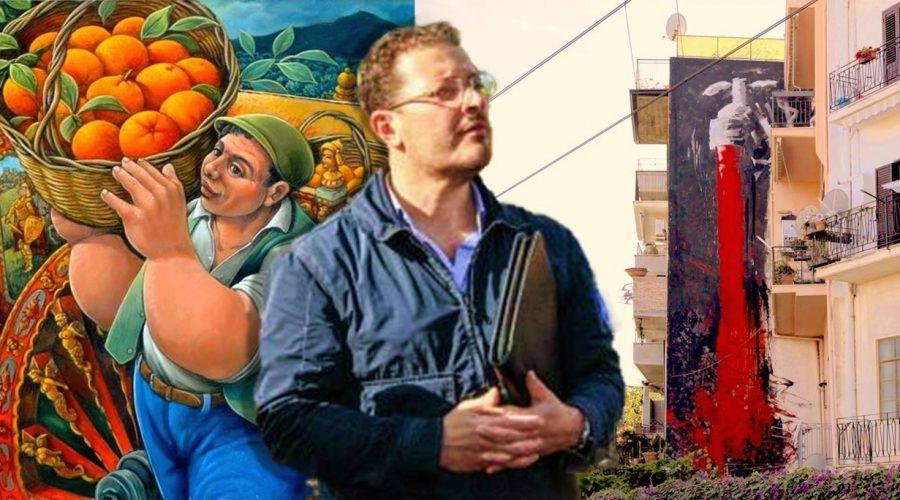 Giardini Naxos: l'elezione dei… murales