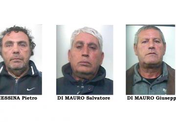 Catanesi in trasferta a Ramacca arrestati per furto